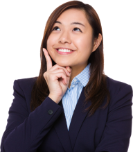 Thinking Woman PNG Free Download 8