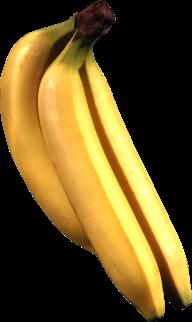 three banana png