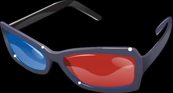 3d rectangle sunglasses