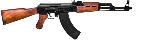 AK-74 Assault Rifle Png Image
