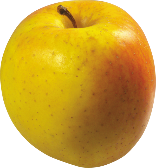 Apple Png Round and Full Sized