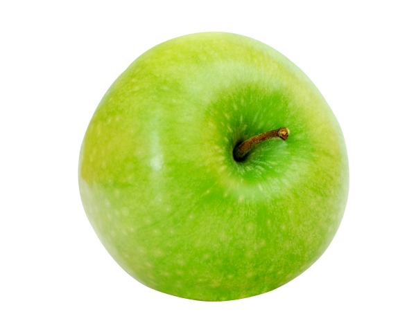 Apple Png Showing Top portion