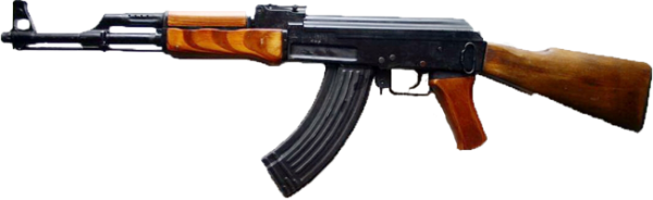 assault rifle free png