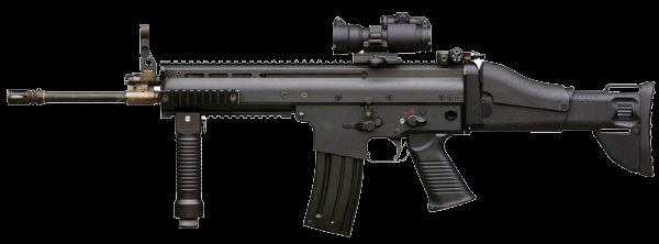 assault rifle free