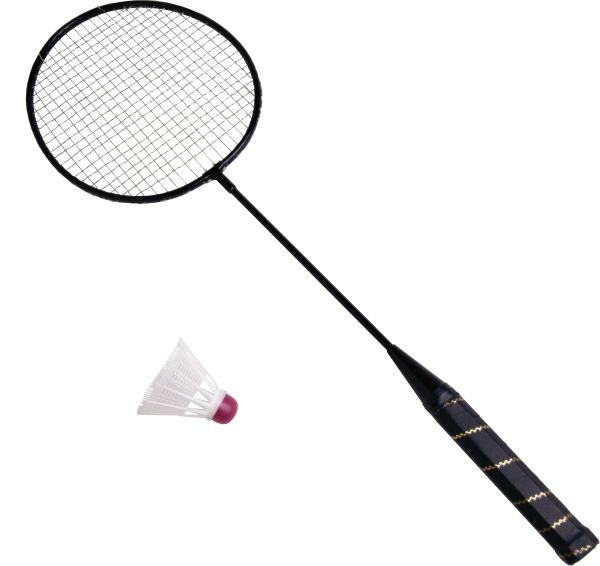 badminton set PNG free