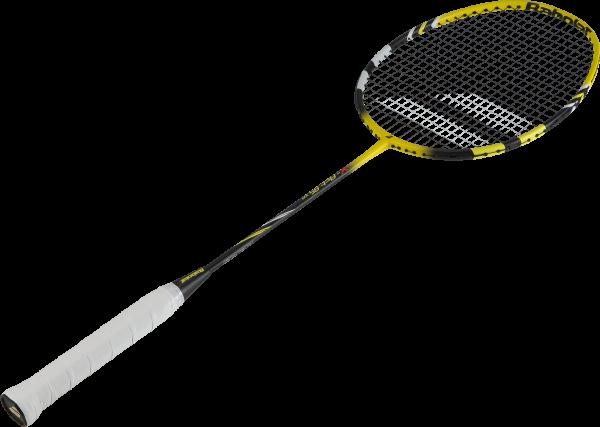 badminton white handled bat png image