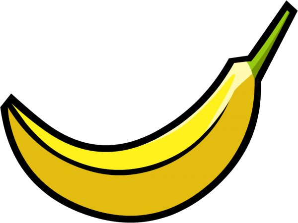 banana art png