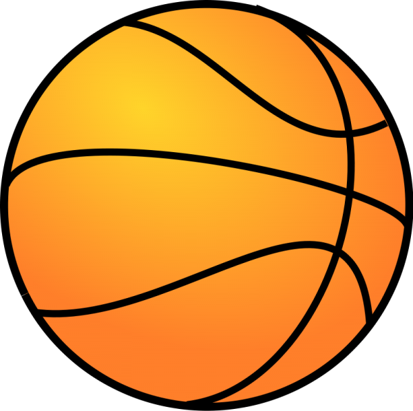 basketball clipart png