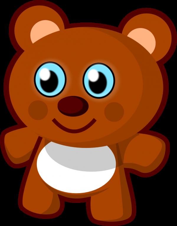 Bear Png Doll