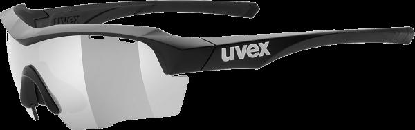 black uvex sunglasses