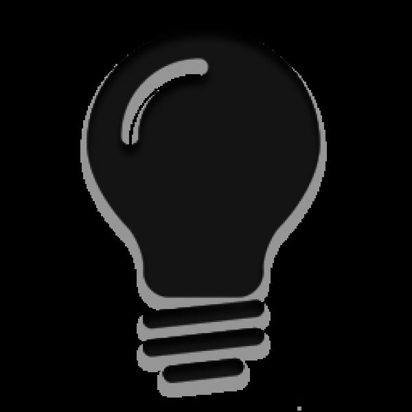 bulb art png