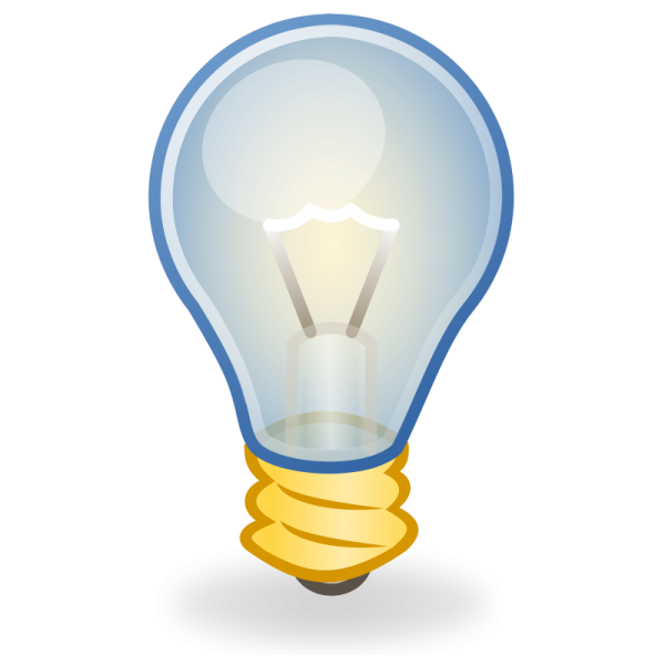 bulb icon free png