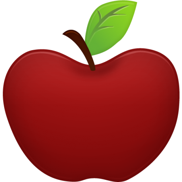 Clipart Apple Png