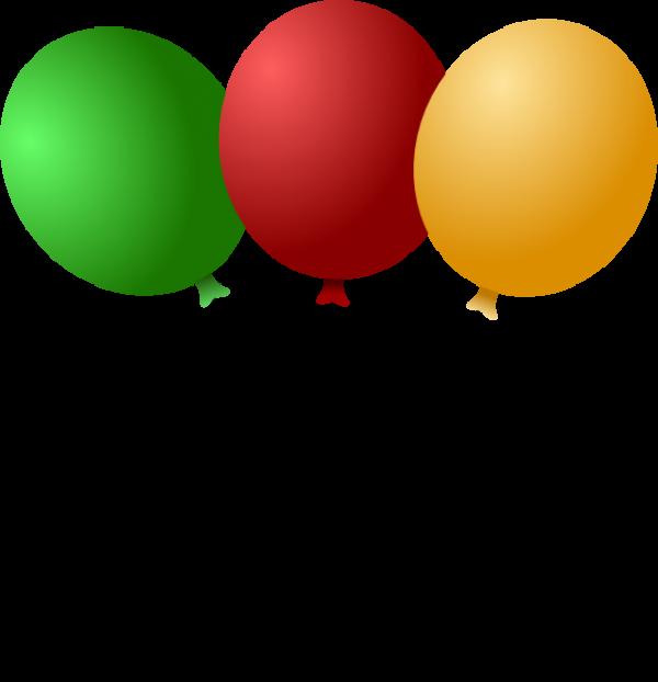 Clipart Balloon
