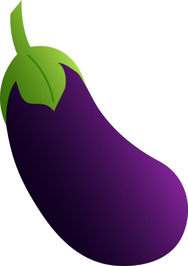 Clipart Eggplant Png Image