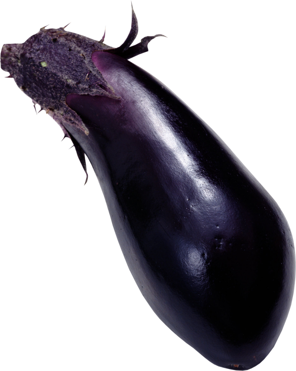 Eggplant HD Transparent Image