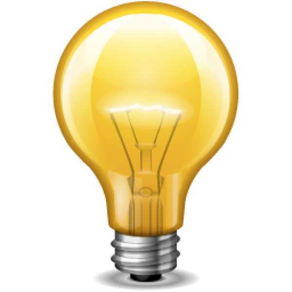 free png bulb download
