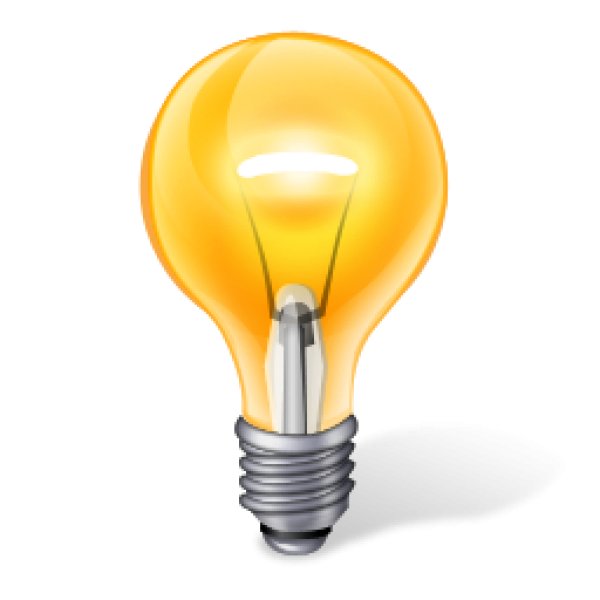free png download bulb