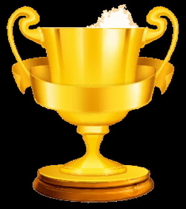 Golden Cup Illustrator Png Download