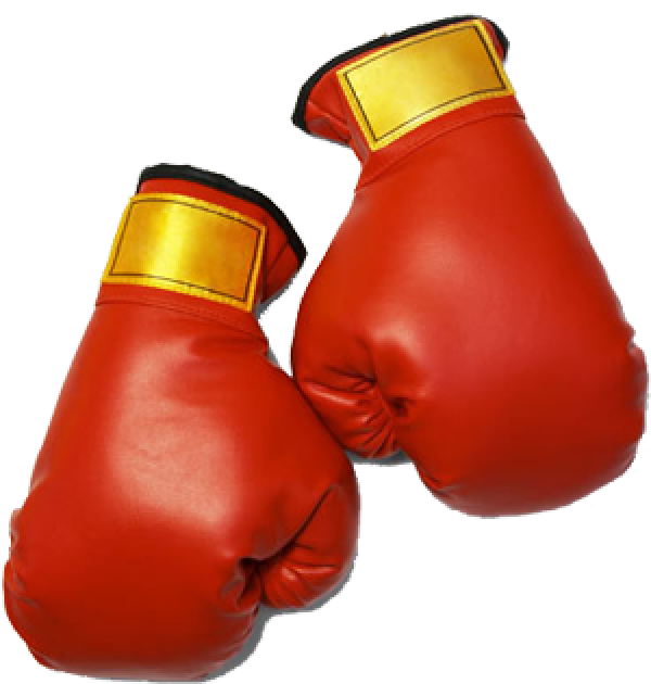 golden handel boxing gloves free png download | PNG Images ...