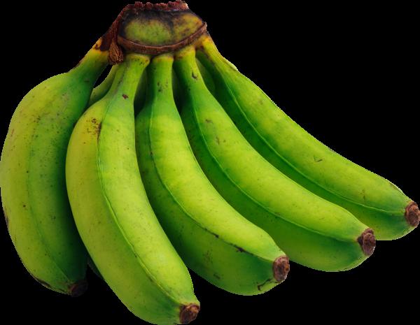 green banana png