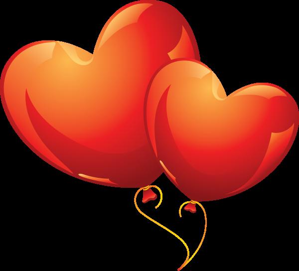 Heartin Balloon Icon Png