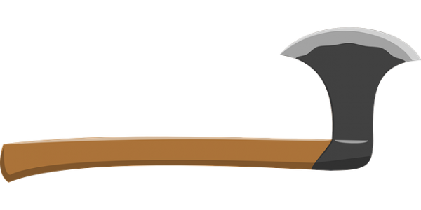 Illustrated Axe Png