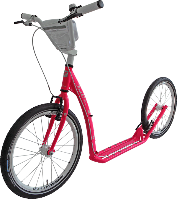 Kick Scooter PNG Free Download 12