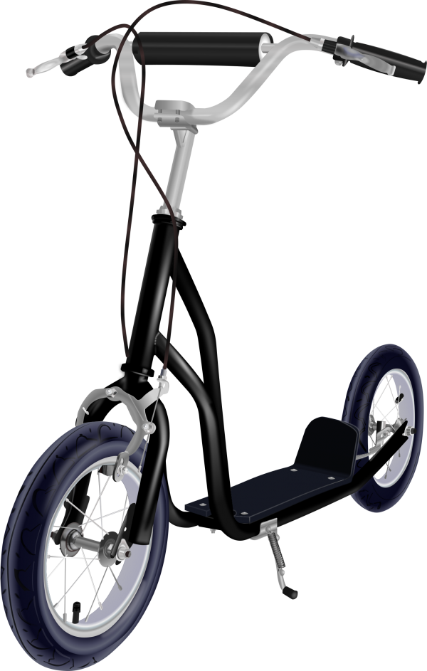 Kick Scooter PNG Free Download 15