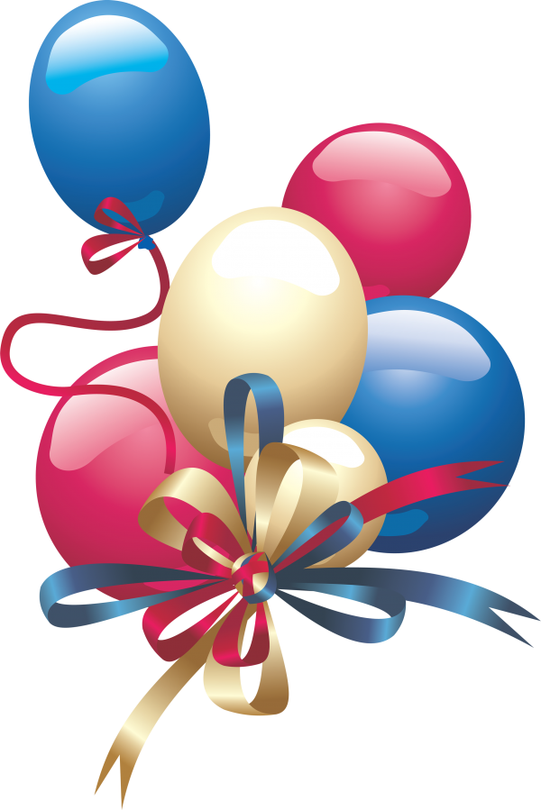 Knotted Png Balloons Png