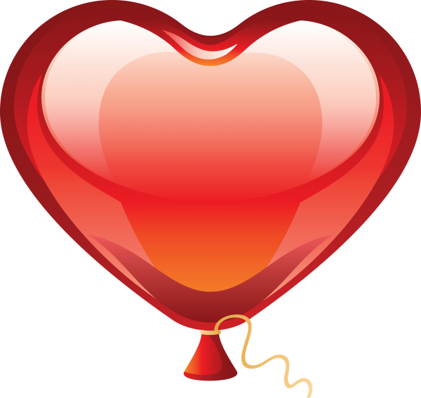 Love Ballon Png