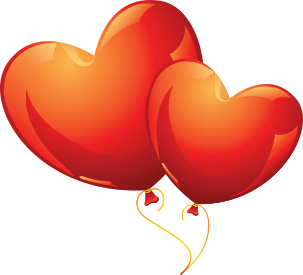 Love You Balloon Png