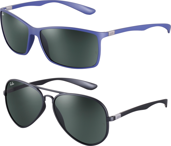 rayban cool sunglasses png