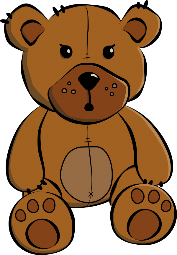 Surprising Bear Png Image