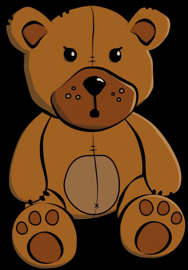 Surprising Bear Png Image