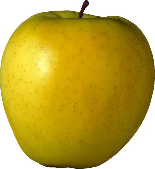 Yellow Png Apple