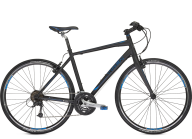 treak black bicycle free png image download
