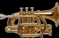 Trumpet PNG Free Download 11