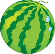 Watermelon PNG Free Download 16
