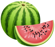 Watermelon PNG Free Download 2
