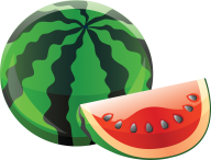 Watermelon PNG Free Download 23