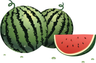 Watermelon PNG Free Download 26