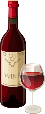 Wine PNG Free Download 41