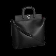 women leather handbag free png download (2)